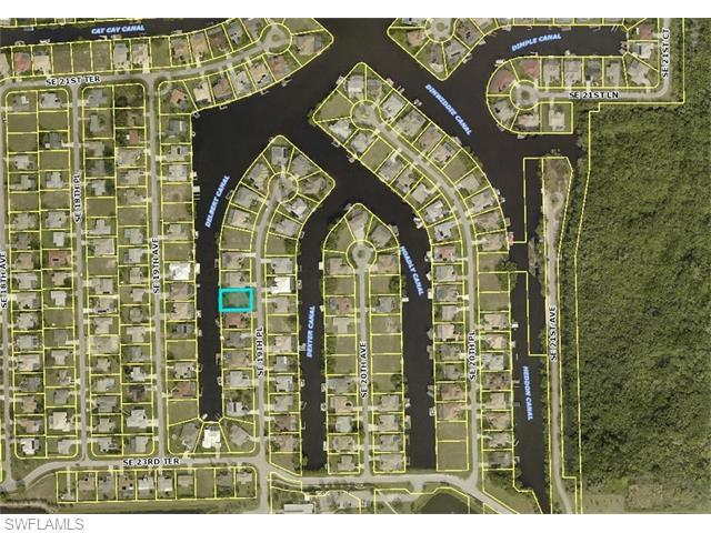 2218 SE 19th Pl, Cape Coral, FL 33990 (#216002864) :: Homes and Land Brokers, Inc
