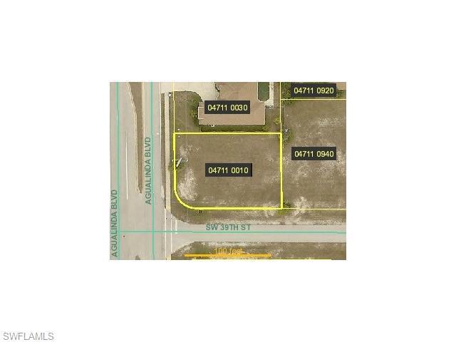 3833 Agualinda Blvd, Cape Coral, FL 33914 (#216003910) :: Homes and Land Brokers, Inc