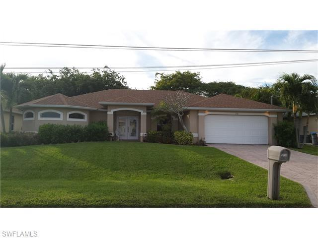 3706 SW 21st Pl, Cape Coral, FL 33914 (MLS #216003956) :: The New Home Spot, Inc.