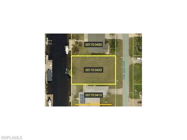 4914 SW 2nd Ave, Cape Coral, FL 33914 (#216005202) :: Homes and Land Brokers, Inc