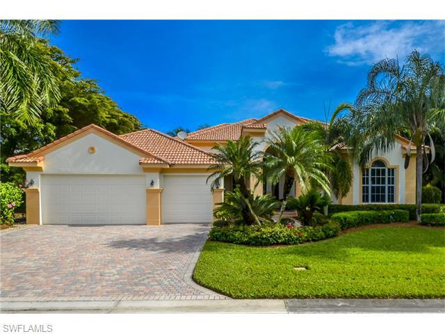 11150 Harbour Estates Cir, Fort Myers, FL 33908 (MLS #216005284) :: The New Home Spot, Inc.