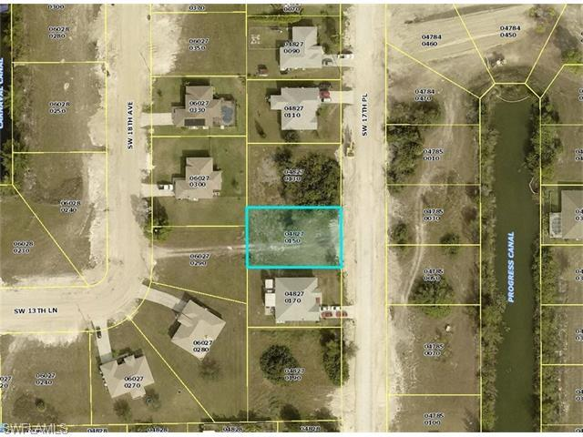 1316 SW 17th Pl, Cape Coral, FL 33991 (MLS #216008769) :: The New Home Spot, Inc.