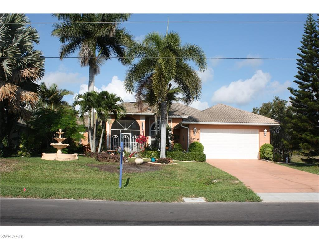 2910 SW 23rd Ave, Cape Coral, FL 33914 (MLS #216009815) :: The New Home Spot, Inc.