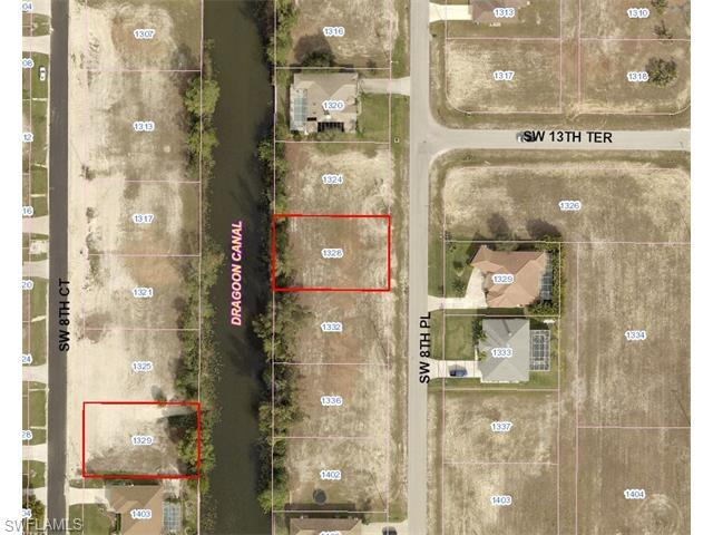 1328 SW 8th Pl, Cape Coral, FL 33991 (#216010711) :: Homes and Land Brokers, Inc