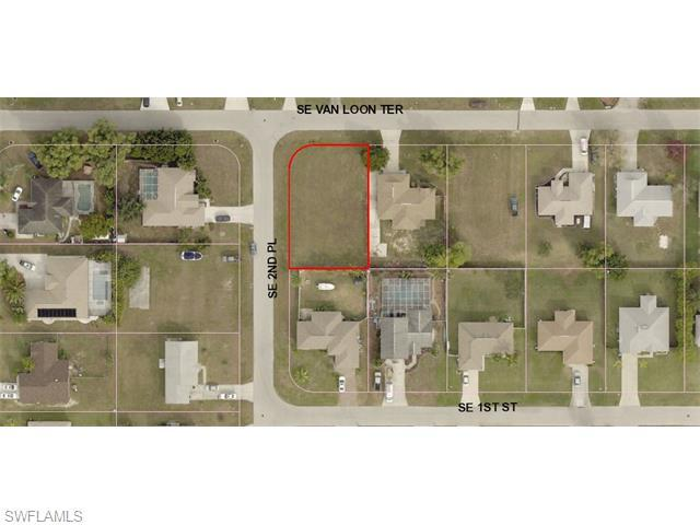 216 SE Van Loon Ter, Cape Coral, FL 33990 (#216011332) :: Homes and Land Brokers, Inc