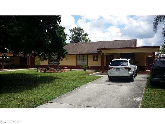 2976 Tropicana Blvd, Naples, FL 34116 (MLS #216013097) :: The New Home Spot, Inc.