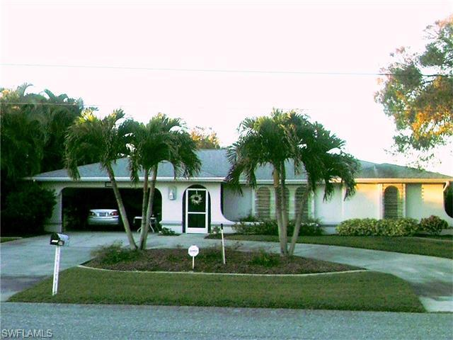 2007 SE 29th St, Cape Coral, FL 33904 (#216013525) :: Homes and Land Brokers, Inc