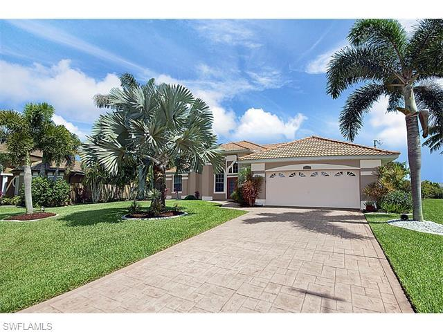 2608 SW 46th Ter, Cape Coral, FL 33914 (MLS #216015015) :: The New Home Spot, Inc.