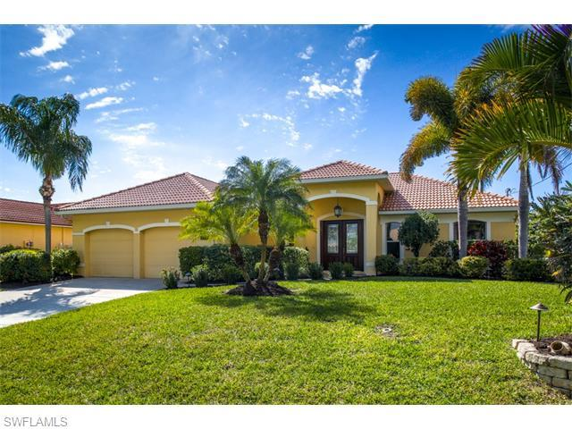 5332 SW 21st Pl, Cape Coral, FL 33914 (#216016482) :: Homes and Land Brokers, Inc