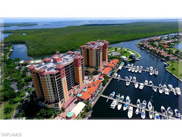 5793 Cape Harbour Dr #814, Cape Coral, FL 33914 (#216016746) :: Homes and Land Brokers, Inc