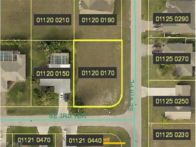 413 SE 3rd Ter, Cape Coral, FL 33990 (MLS #216017054) :: The New Home Spot, Inc.