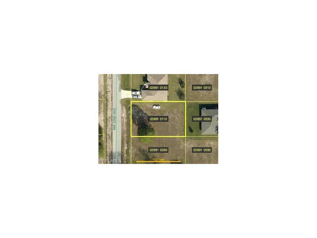 2121 NW 22nd Ave, Cape Coral, FL 33993 (MLS #216017802) :: The New Home Spot, Inc.