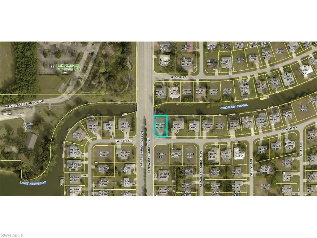 101 SE 6th St, Cape Coral, FL 33990 (MLS #216019557) :: The New Home Spot, Inc.
