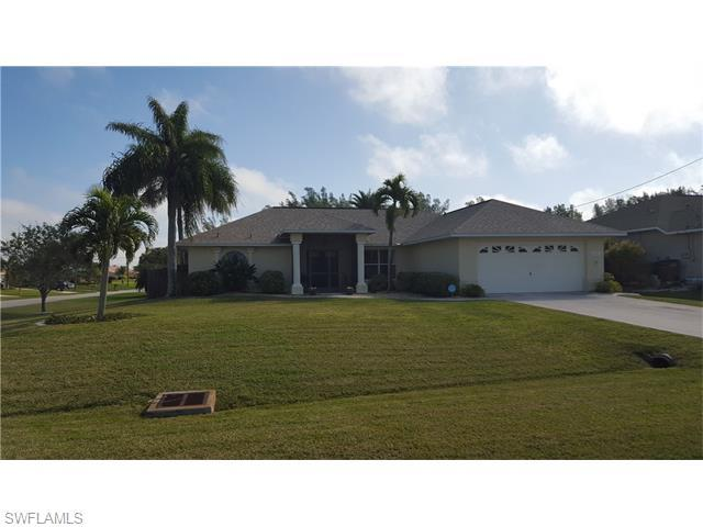 4505 SW 22nd Ave, Cape Coral, FL 33914 (#216020432) :: Homes and Land Brokers, Inc