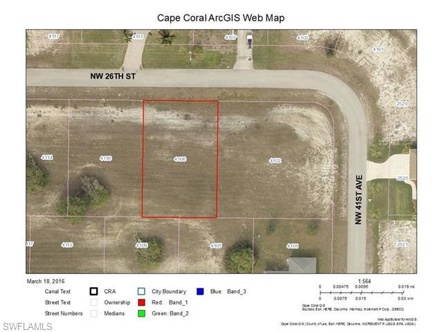 4106 NW 26th St, Cape Coral, FL 33993 (#216020666) :: Homes and Land Brokers, Inc