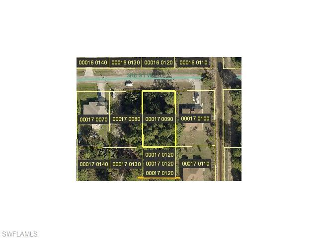 5303 3rd St W, Lehigh Acres, FL 33971 (#216021871) :: Homes and Land Brokers, Inc
