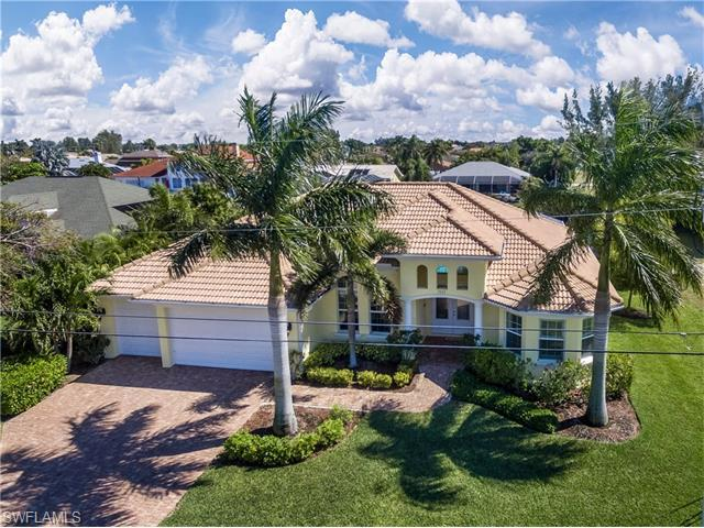 5023 SW 25th Pl, Cape Coral, FL 33914 (#216022339) :: Homes and Land Brokers, Inc