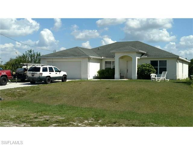 272 Grant Blvd, Lehigh Acres, FL 33974 (MLS #216023563) :: The New Home Spot, Inc.