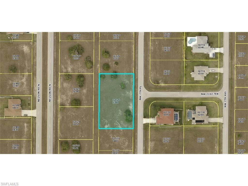 2108 NW 7th Pl, Cape Coral, FL 33993 (MLS #216024405) :: The New Home Spot, Inc.
