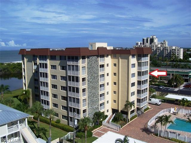 6900 Estero Blvd #509, Fort Myers Beach, FL 33931 (#216024921) :: Homes and Land Brokers, Inc