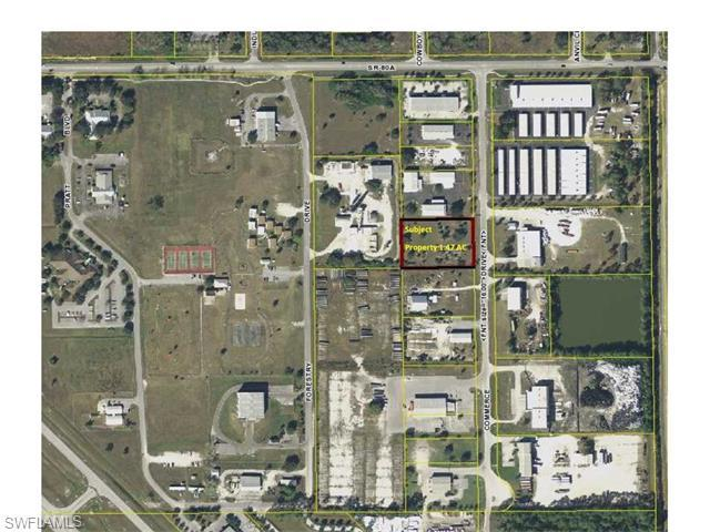 1150 Commerce Dr, Labelle, FL 33935 (#216025185) :: Homes and Land Brokers, Inc