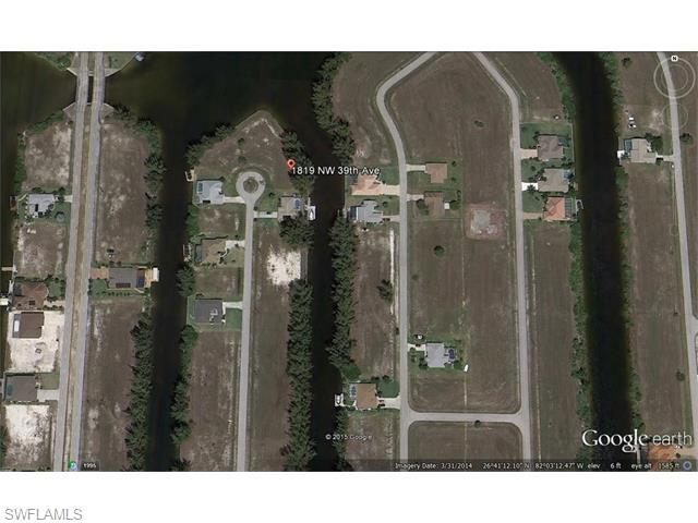 1819 NW 39th Ave, Cape Coral, FL 33993 (#216026280) :: Homes and Land Brokers, Inc
