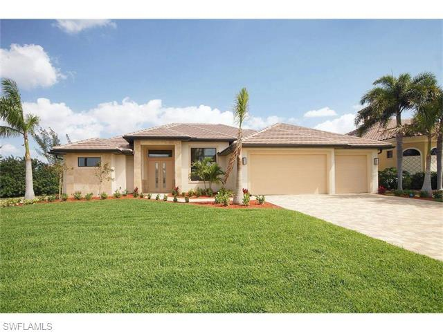 2915 SW 40th St, Cape Coral, FL 33914 (MLS #216026717) :: The New Home Spot, Inc.