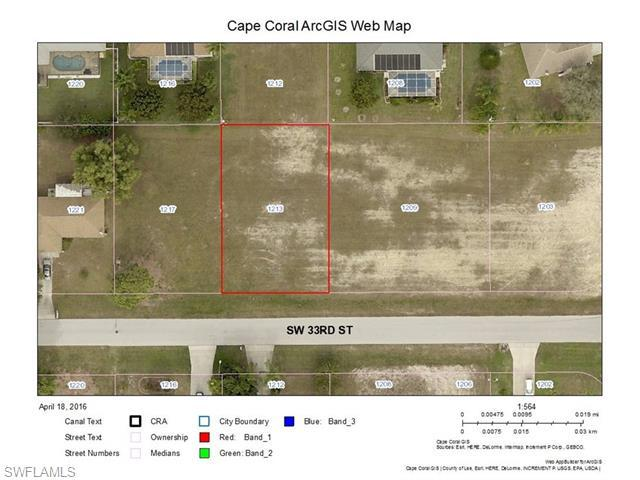 1213 SW 33rd St, Cape Coral, FL 33914 (MLS #216027570) :: The New Home Spot, Inc.