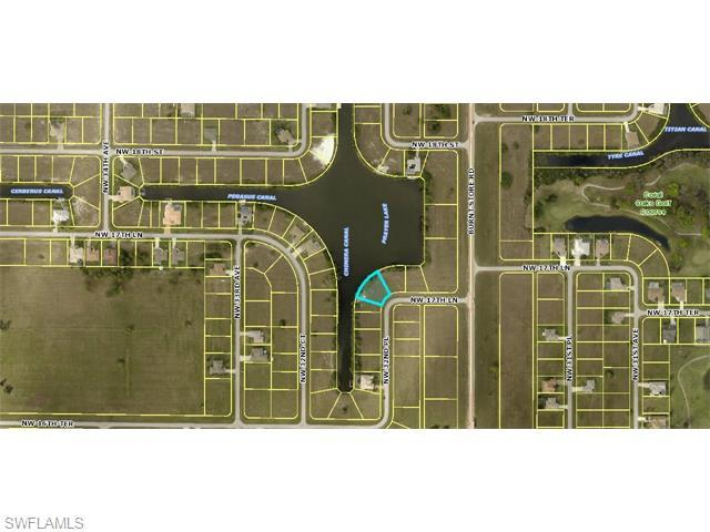 1642 NW 32nd Pl, Cape Coral, FL 33993 (#216027647) :: Homes and Land Brokers, Inc