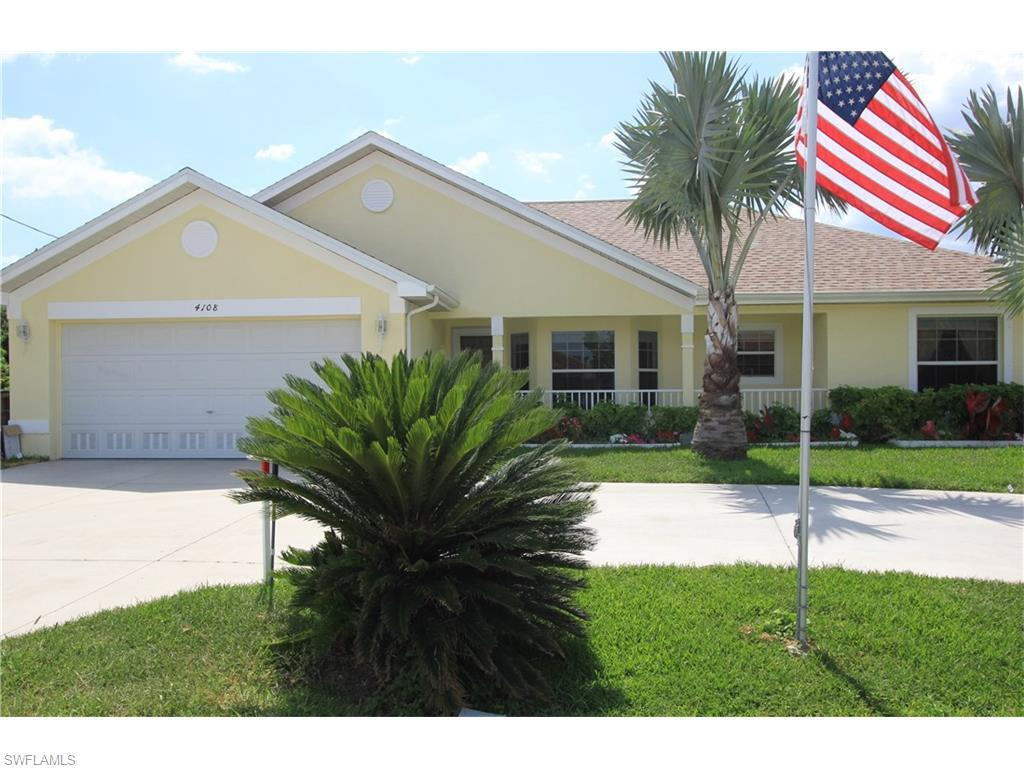 4108 Chiquita Blvd S, Cape Coral, FL 33914 (#216028529) :: Homes and Land Brokers, Inc