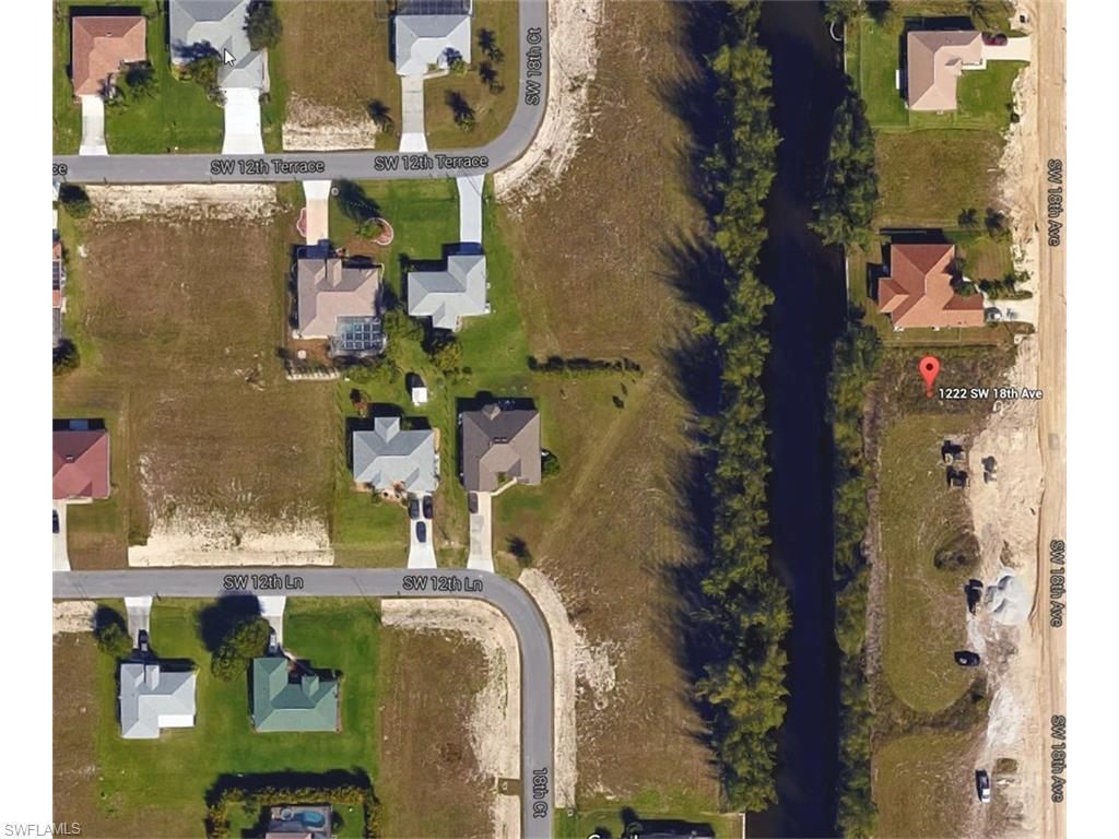 1222 SW 18th Ave, Cape Coral, FL 33991 (MLS #216028627) :: The New Home Spot, Inc.