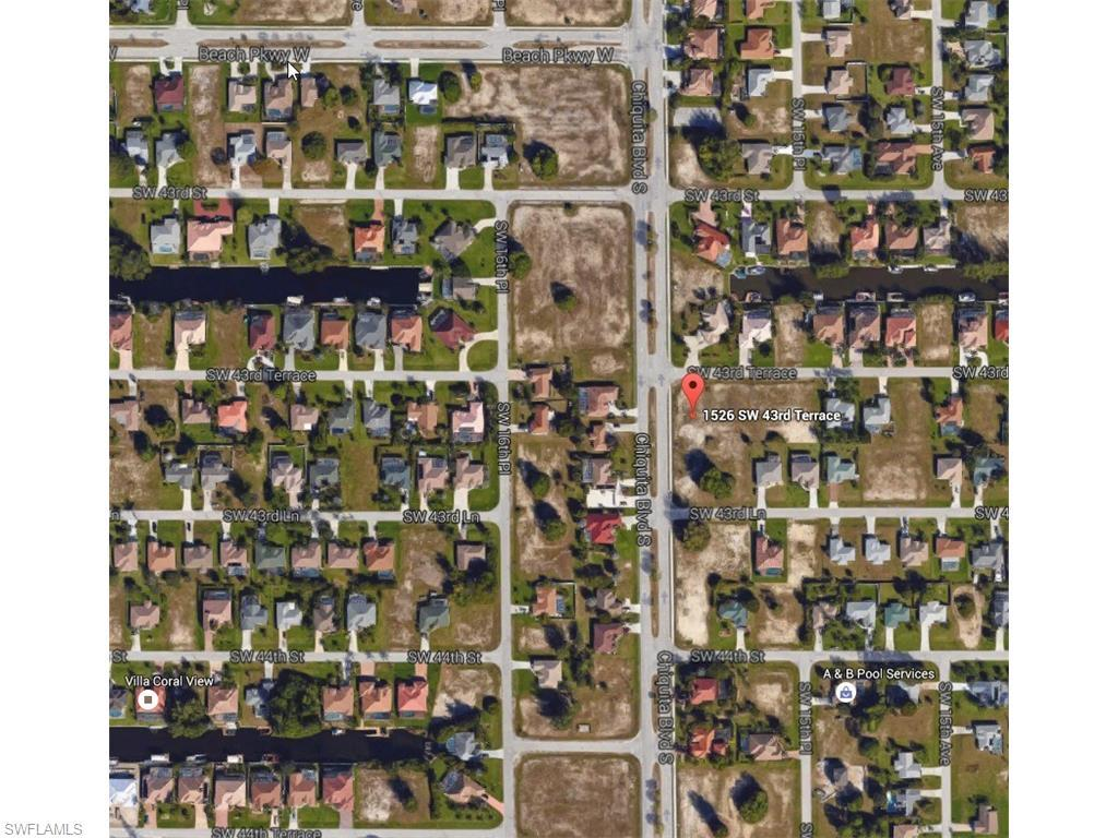 1526 SW 43rd Ter, Cape Coral, FL 33914 (MLS #216028630) :: The New Home Spot, Inc.