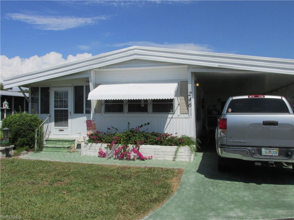 246 Daisy Ave E, Fort Myers, FL 33908 (MLS #216028813) :: The New Home Spot, Inc.