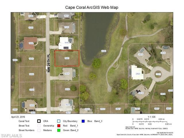 1441 NW 29th Pl, Cape Coral, FL 33993 (#216028889) :: Homes and Land Brokers, Inc