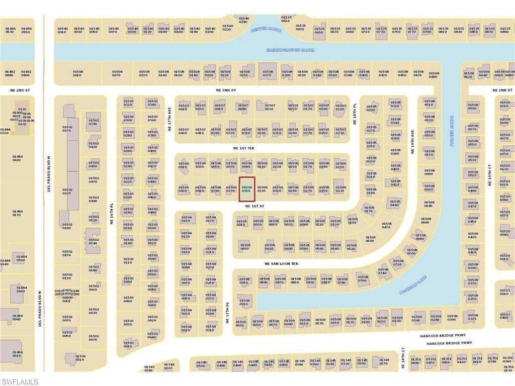 1719 NE 1st St, Cape Coral, FL 33909 (MLS #216029655) :: The New Home Spot, Inc.
