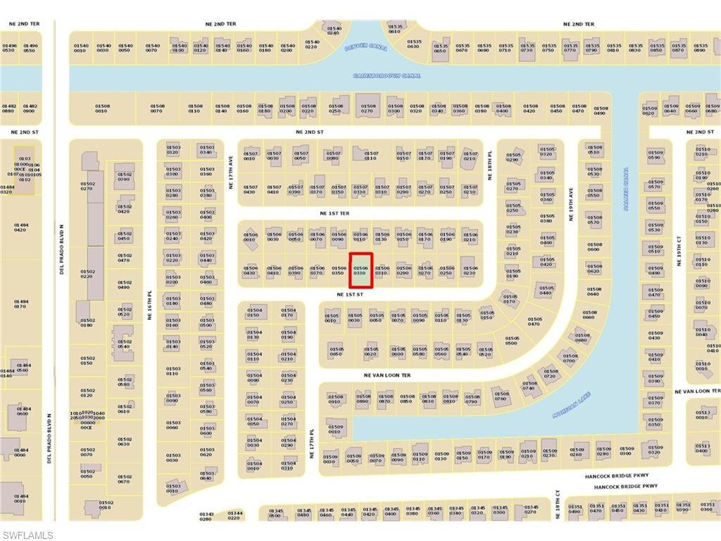 1723 NE 1st St, Cape Coral, FL 33909 (#216029687) :: Homes and Land Brokers, Inc