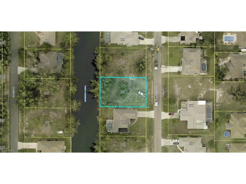 824 SW 15th Ave, Cape Coral, FL 33991 (#216029839) :: Homes and Land Brokers, Inc