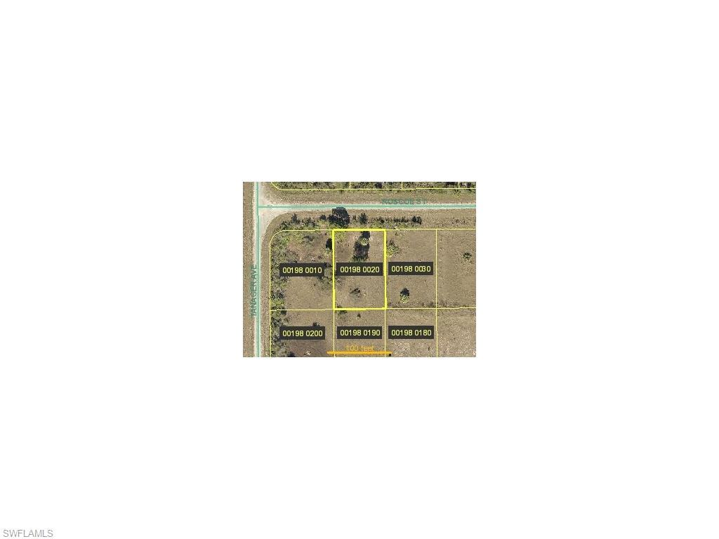 557 Roscoe St, Lehigh Acres, FL 33972 (MLS #216029902) :: The New Home Spot, Inc.