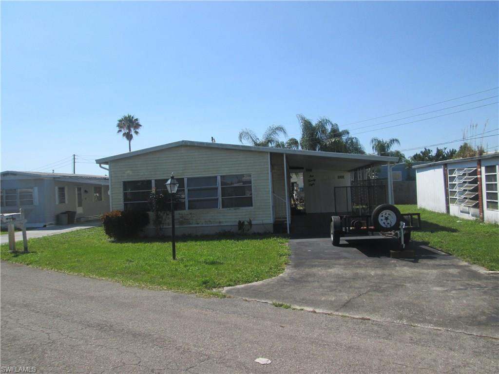 128 Gaslight Ave, North Fort Myers, FL 33917 (#216030062) :: Homes and Land Brokers, Inc