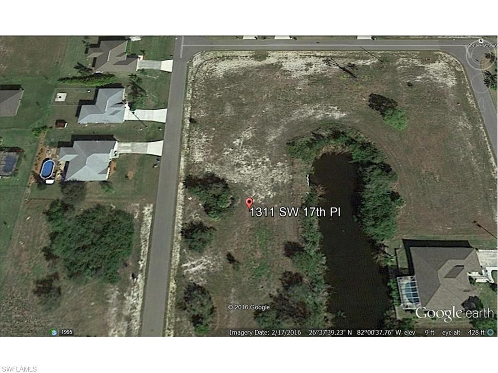 1311 SW 17th Pl, Cape Coral, FL 33991 (MLS #216030722) :: The New Home Spot, Inc.