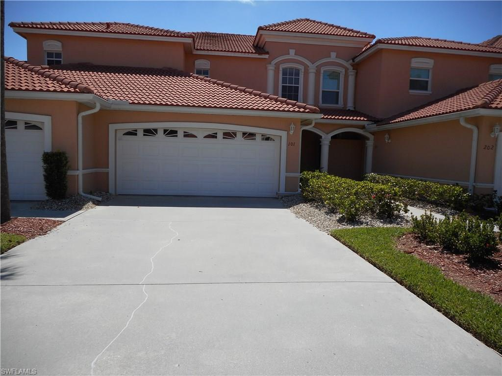 14011 Eagle Ridge Lakes Dr #101, Fort Myers, FL 33912 (#216030786) :: Homes and Land Brokers, Inc