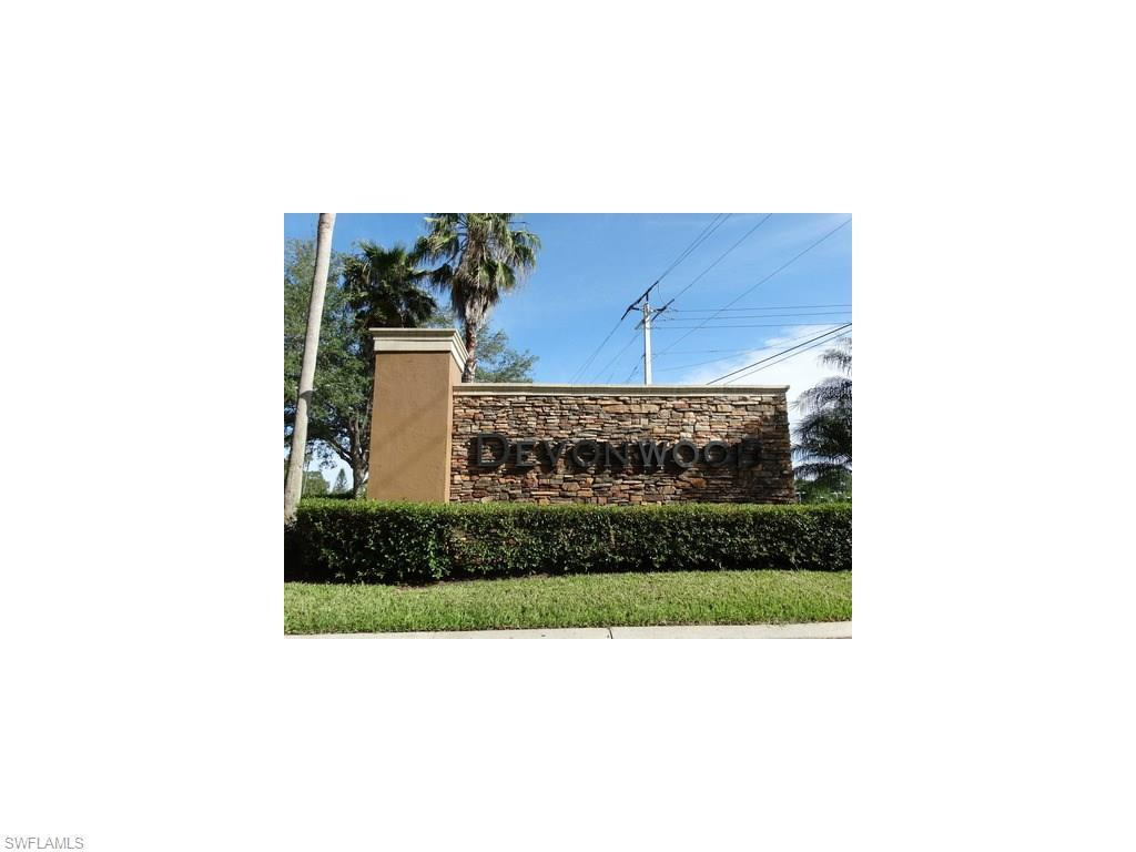 6870 Lake Devonwood Dr, Fort Myers, FL 33908 (#216030997) :: Homes and Land Brokers, Inc