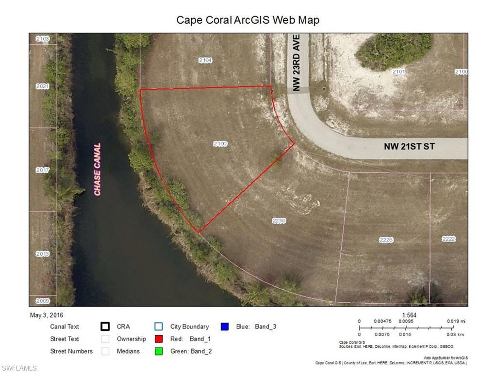 2100 NW 23rd Ave, Cape Coral, FL 33993 (#216031052) :: Homes and Land Brokers, Inc