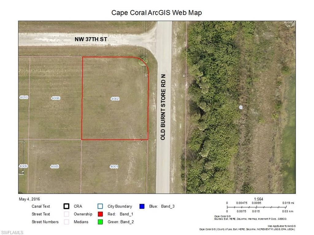 4002 NW 37th St, Cape Coral, FL 33993 (MLS #216031229) :: The New Home Spot, Inc.