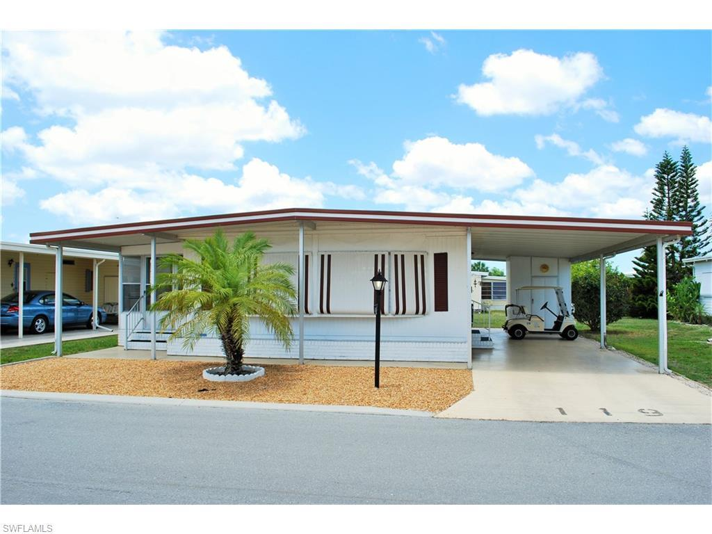 119 Snead Dr, North Fort Myers, FL 33903 (MLS #216031466) :: The New Home Spot, Inc.