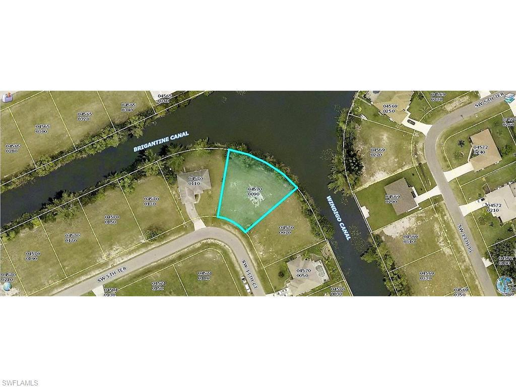 501 SW 11th Ct, Cape Coral, FL 33991 (#216031845) :: Homes and Land Brokers, Inc