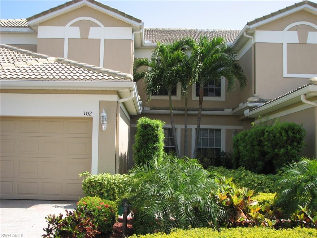 9215 Belleza Way #102, Fort Myers, FL 33908 (MLS #216031991) :: The New Home Spot, Inc.