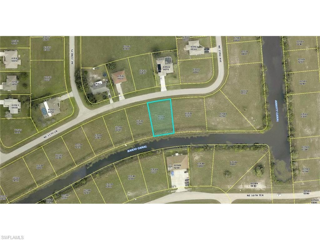 2230 NE 13th Ln, Cape Coral, FL 33909 (#216032566) :: Homes and Land Brokers, Inc
