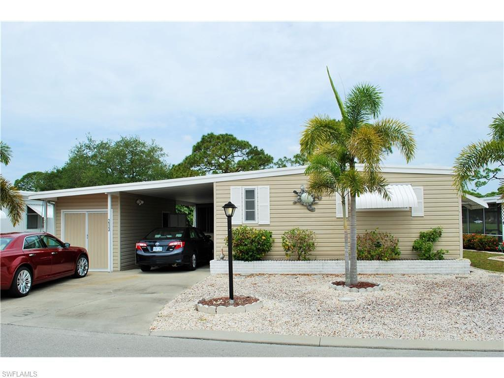 213 Nicklaus Blvd, North Fort Myers, FL 33903 (MLS #216032917) :: The New Home Spot, Inc.