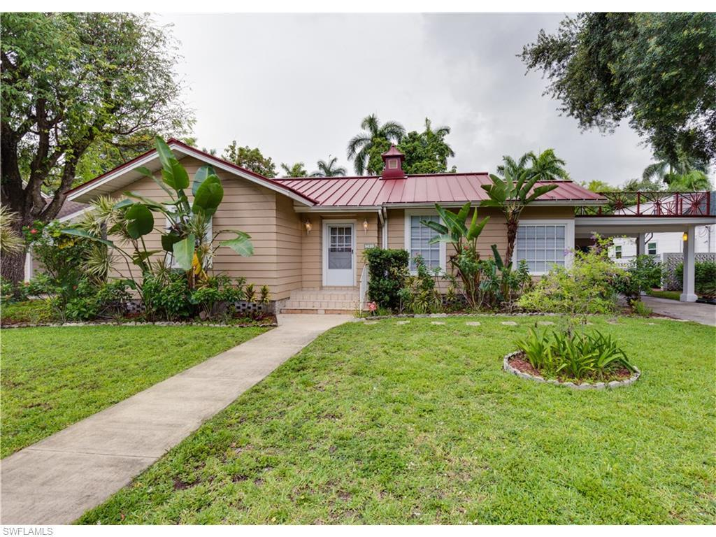 1410 Sandra Dr, Fort Myers, FL 33901 (#216033513) :: Homes and Land Brokers, Inc